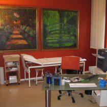 Behandlungszimmer Dr. Siemund